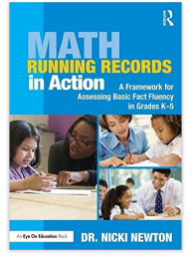 What are Math Running Records
